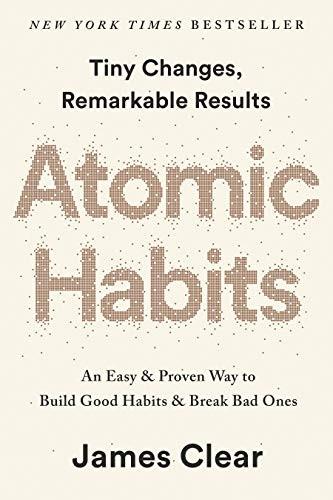 Atomic Habits (paperback, 2019, Avery, Penguin Random House USA)