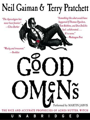 Good Omens (2009, Harper Audio)