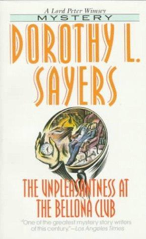 The Unpleasantness at the Bellona Club (Mass Market Paperback, 1995, HarperTorch)