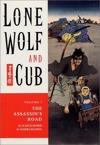 Lone Wolf and Cub Vol. 1 (Paperback, 2000, Dark Horse)