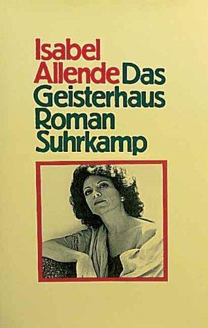 Das Geisterhaus. (German language, 1998, Suhrkamp)