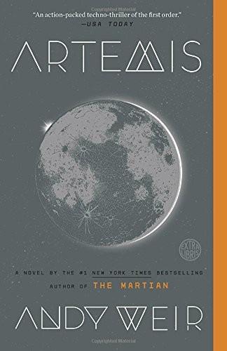 Artemis (2018, Ballantine Books)