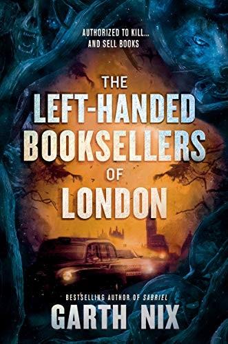 The Left-Handed Booksellers of London (2020, Katherine Tegen Books)