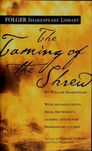 The Taming of the Shrew (New Folger Library Shakespeare) (2004, Washington Square Press)