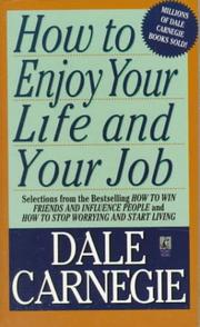 How To Enjoy Your Life And Your Job (Mass Market Paperback, 1990, Pocket)