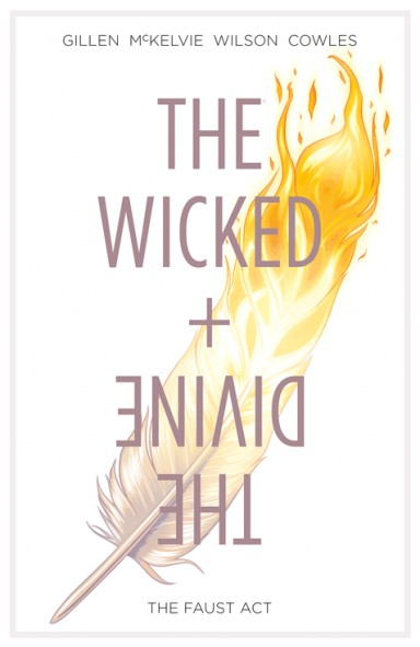 The Wicked + The Divine, vol. 1 (2014, Image Comics)