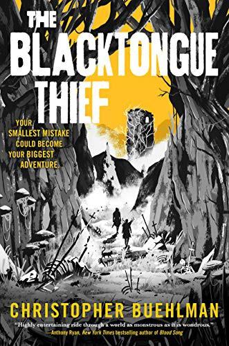 The Blacktongue Thief (hardcover, 2021, Tor Books)