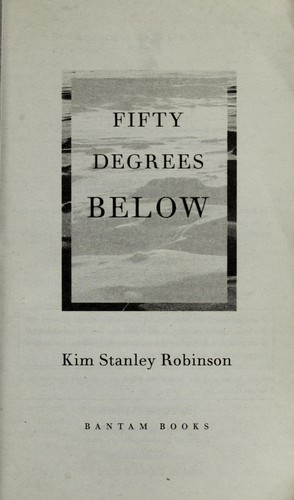 Fifty degrees below (2007, Bantam Books)
