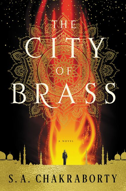 City of Brass (2017, HarperCollins Publishers Limited)