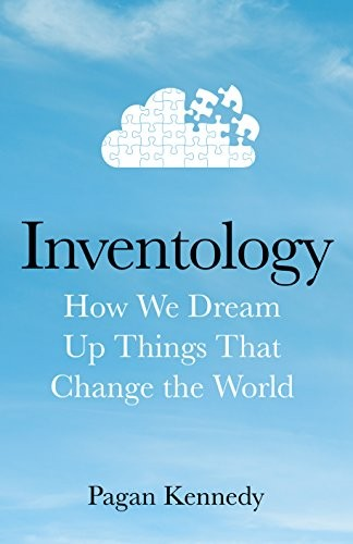 Inventology (2016, imusti, Bantam Press)