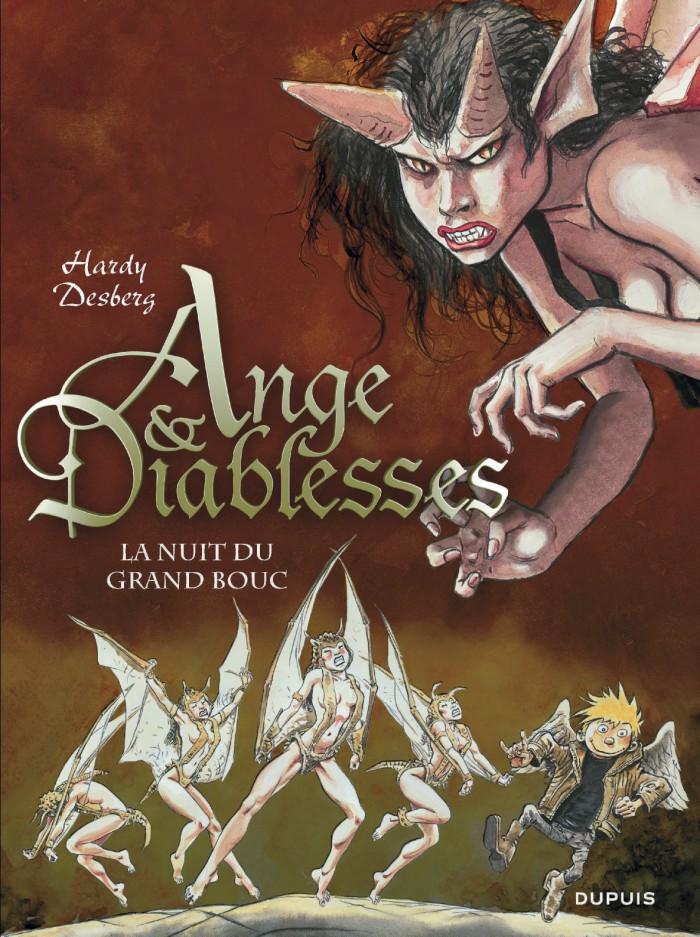 La Nuit du grand bouc (français language, 2009, Dupuis)