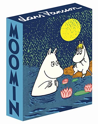 Moomin Deluxe (2019, Drawn and Quarterly)