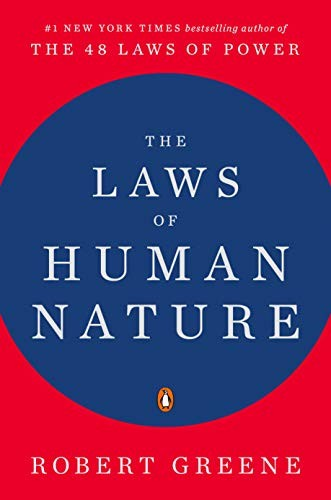 The Laws of Human Nature (2019, Penguin Books)