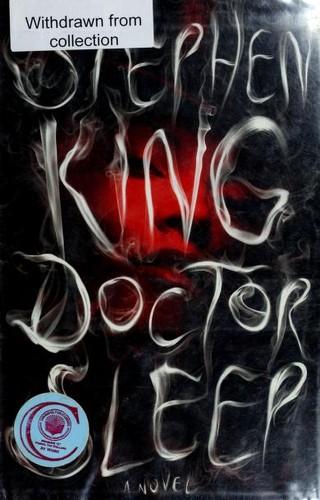 Doctor Sleep (Hardcover, 2013, Scribner)