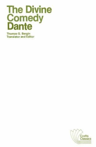The Divine Comedy (Crofts Classics) (Paperback, 1955, Harlan Davidson)