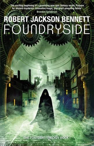 Foundryside (2018, Jo Fletcher Books)