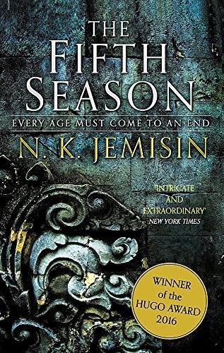 The Fifth Season (paperback, 2016, Orbit)
