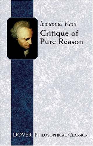 Critique of Pure Reason (2003)