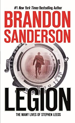 Legion (mass market paperback, 2020, Tor Science Fiction)