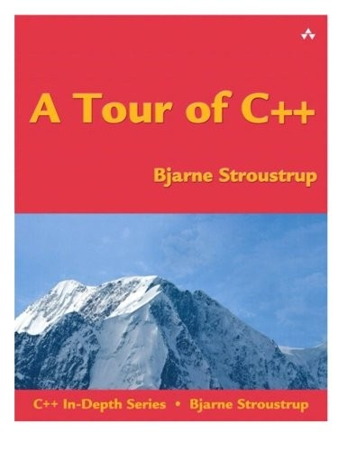 A Tour of C++ (Paperback, 2013, Addison-Wesley)
