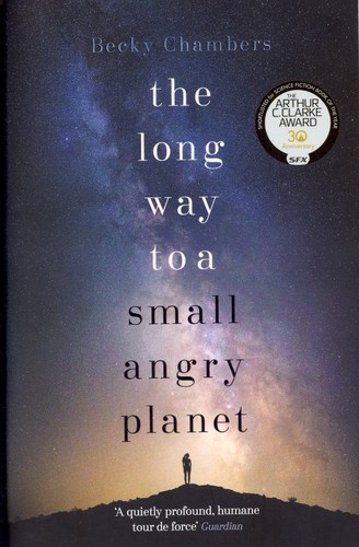 The Long Way to a Small, Angry Planet (Paperback, 2015, Hodder & Stoughton)