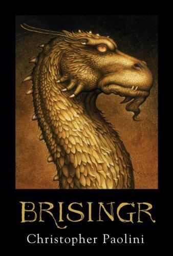Brisingr (Hardcover, 2008, Knopf Books for Young Readers)