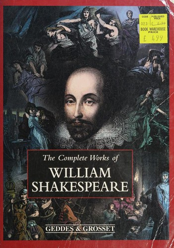 The Complete Works of William Shakespeare (2002, Geddes & Grosset)