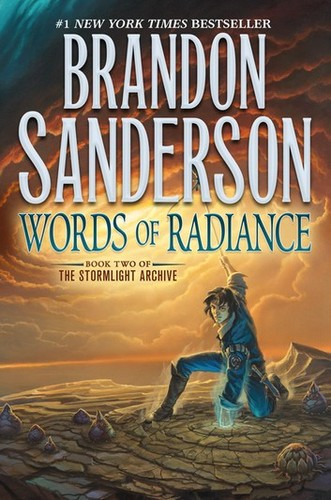 Words of Radiance (2014, Tom Doherty Associates)