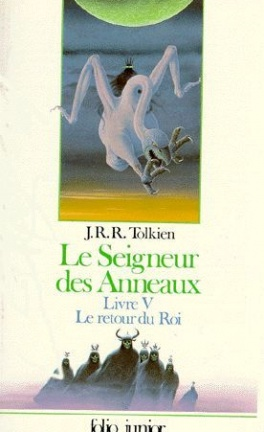 Le retour du Roi (Français language, 1989, Folio junior)
